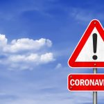 coronavirus warning sign